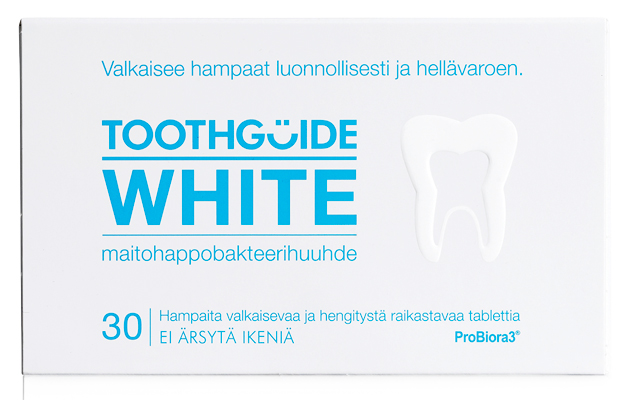 Toothguide white