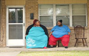 Hengenvaarallisesti lihava perhe