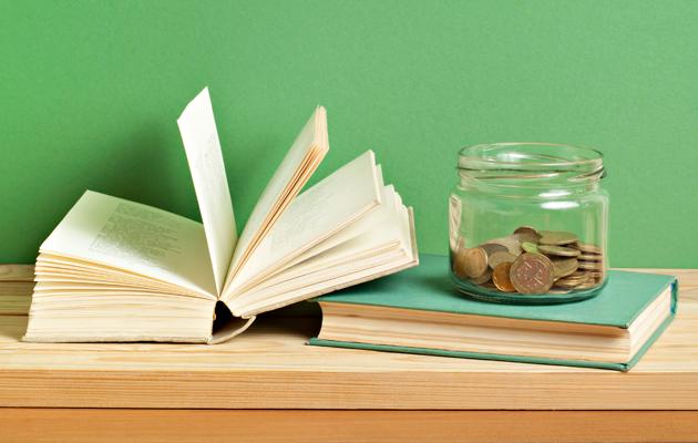 Kirjoja raha-asioista