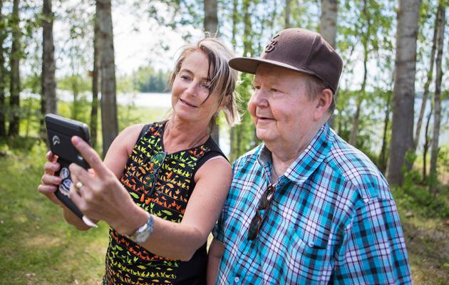 Margit ja Pekka