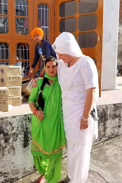 Dharam Nivas Kaur Khalsa
