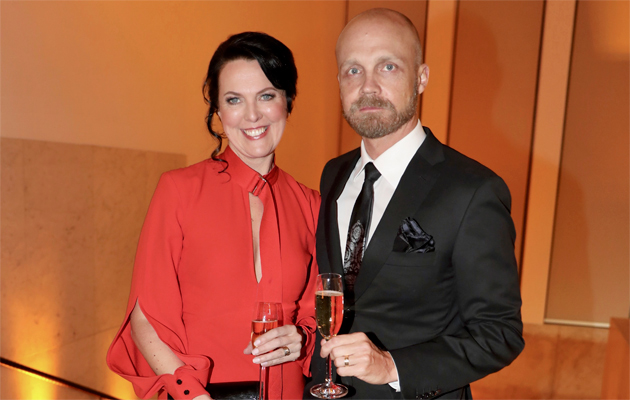 Juha ja Raija Tapio