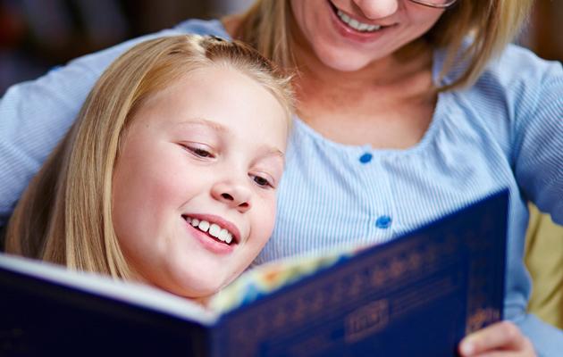 Lapsen lukutaito