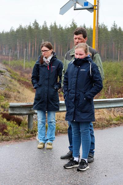 Annika Lassila, Leone ja Greger Holmbäck
