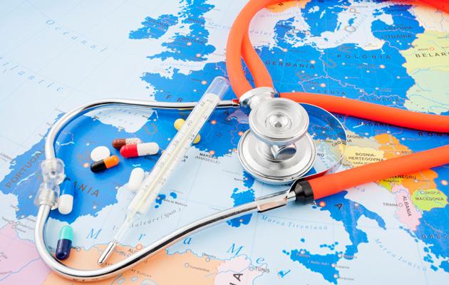 Sairastuminen ulkomailla