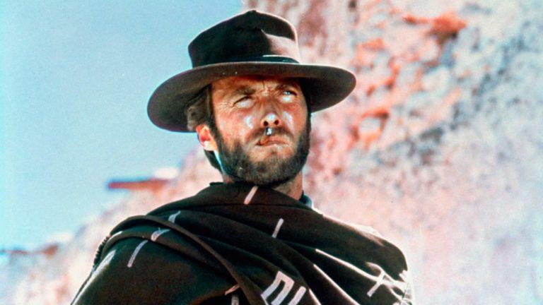 Clint Eastwood elokuvassaVain muutaman dollarin tähden.
