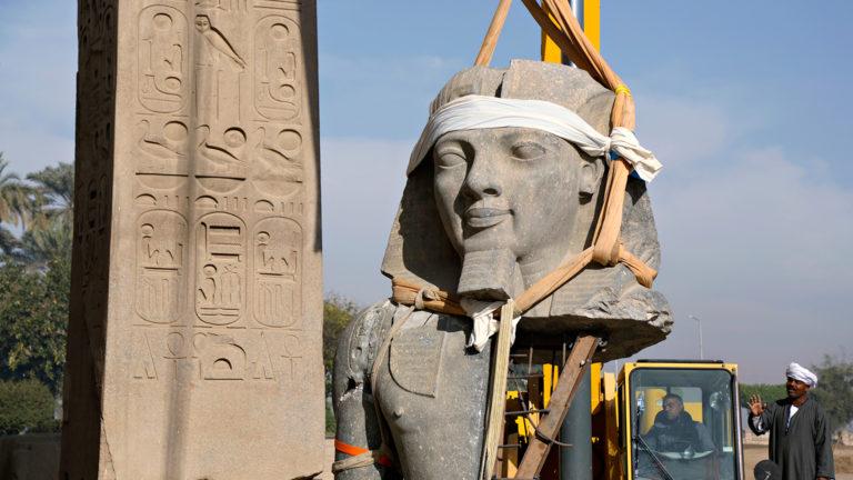 Egyptin kadonneet aarteet