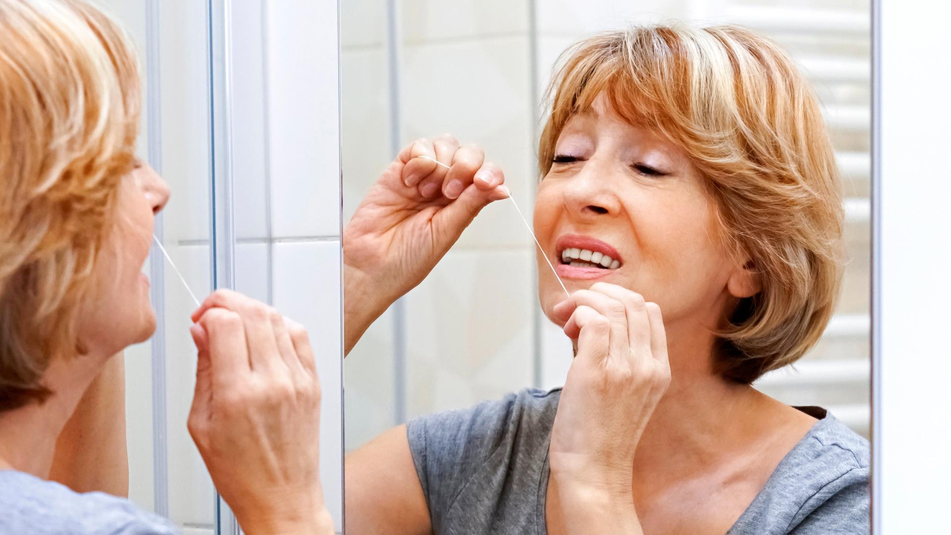 Hammasvälit ja hyvä suuhygienia