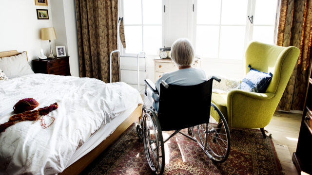 Vanhustenhuolto