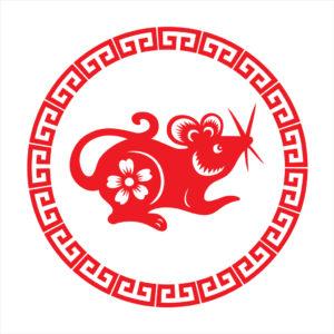 Kiinalainen horoskooppi ja rotta.