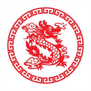 Kiinalainen horoskooppi: lohikäärme.