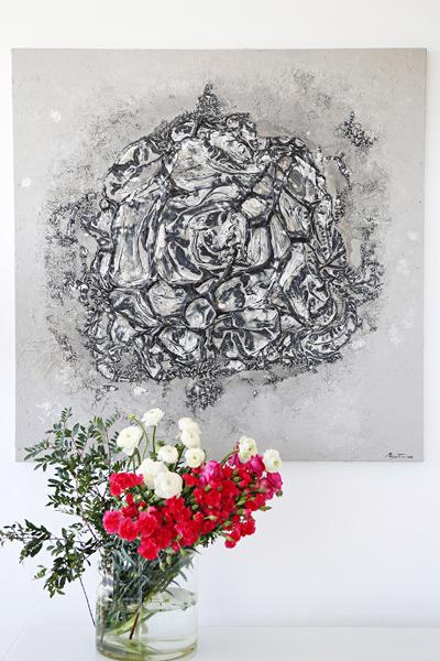 Maijun abstrakti taide