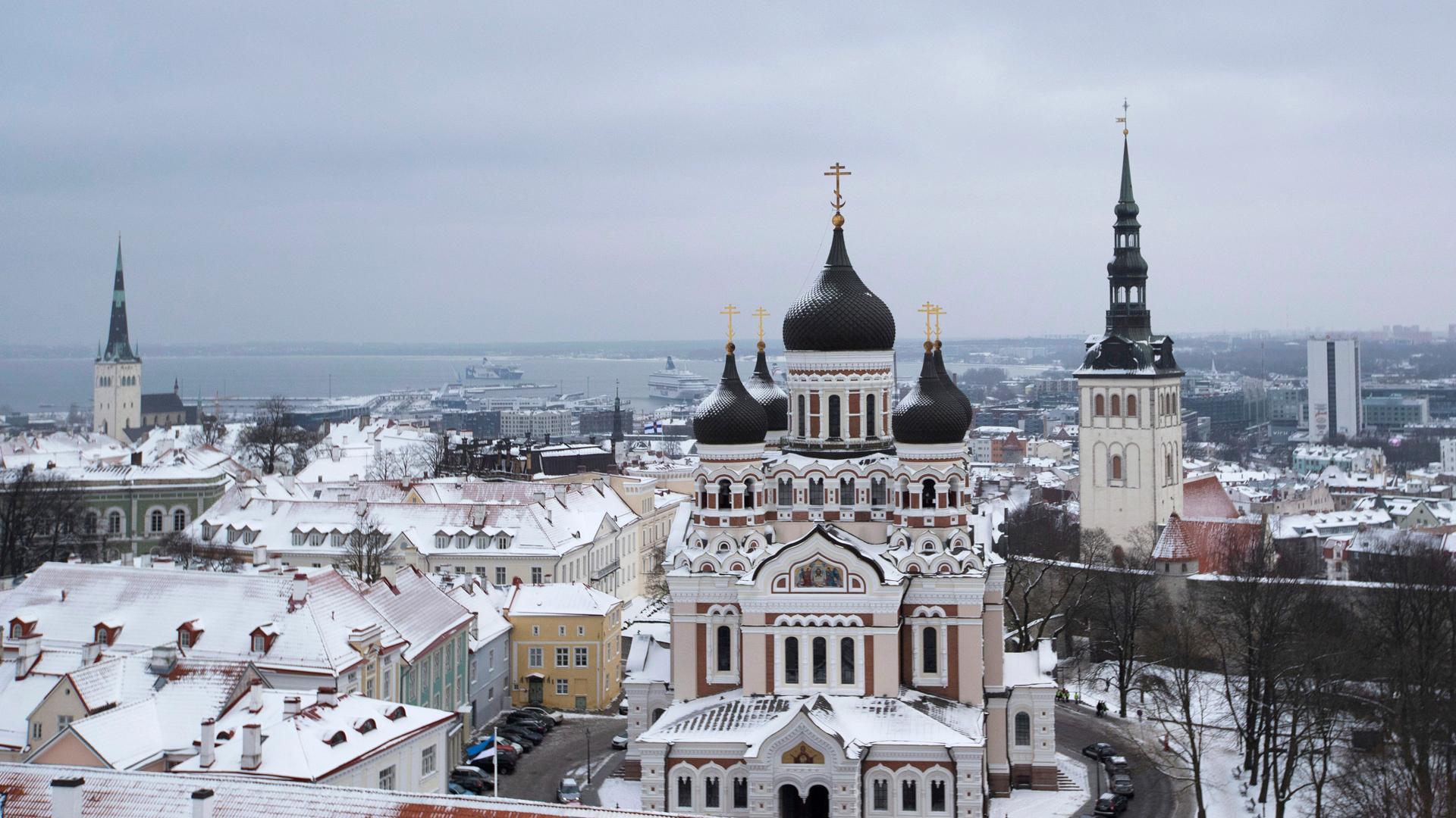 Eesti, Tallinna