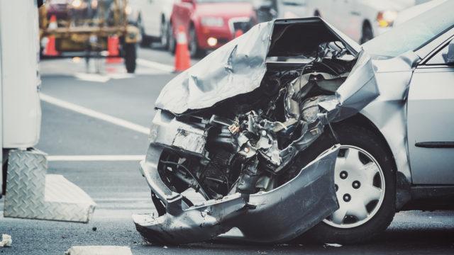 liikenneonnettomuus