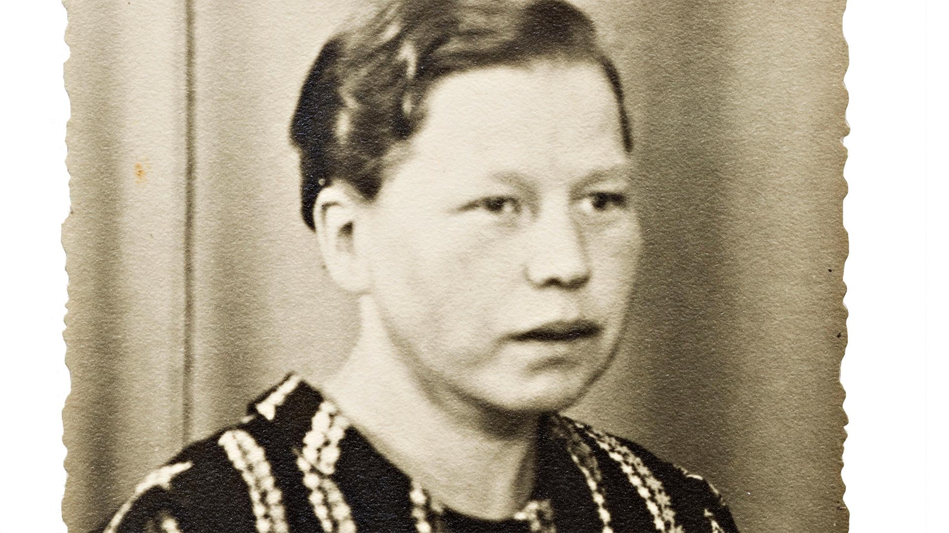 Toimittaja Hertta-Mari Kaukosen isoäiti Martta