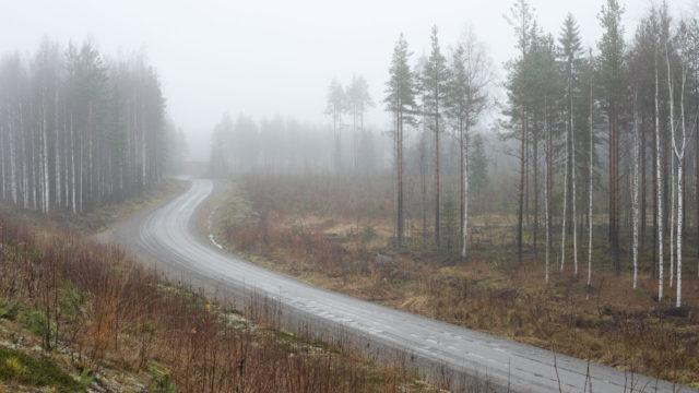 Mikä on pohjavesitilanne Suomessa? Hydrologi suosisi sumuisia säitä.