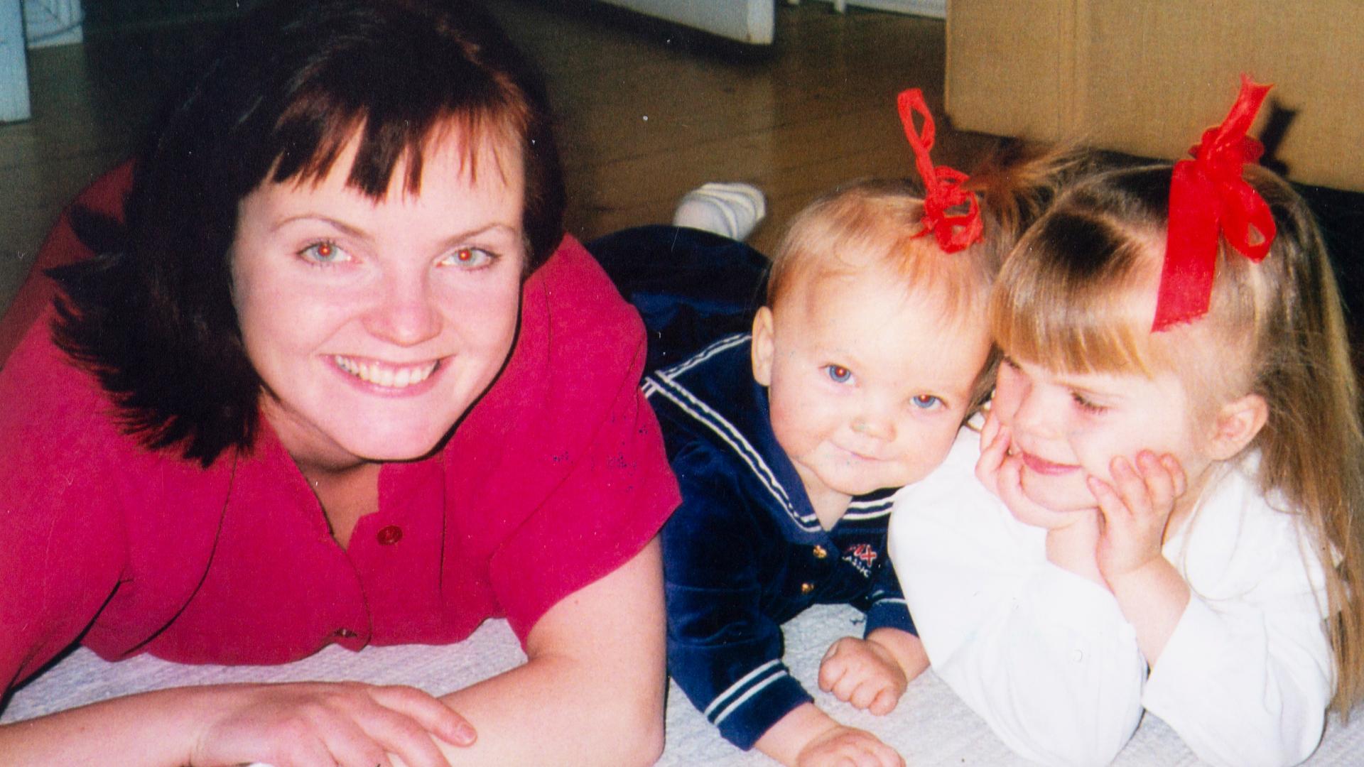 Nina Tapio ja lapset