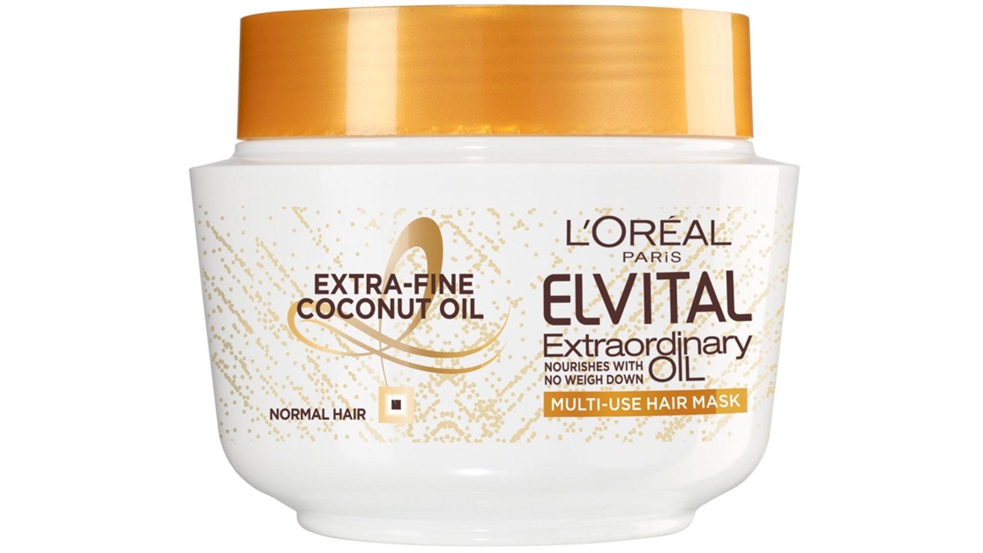 Elvital extraordinary oil