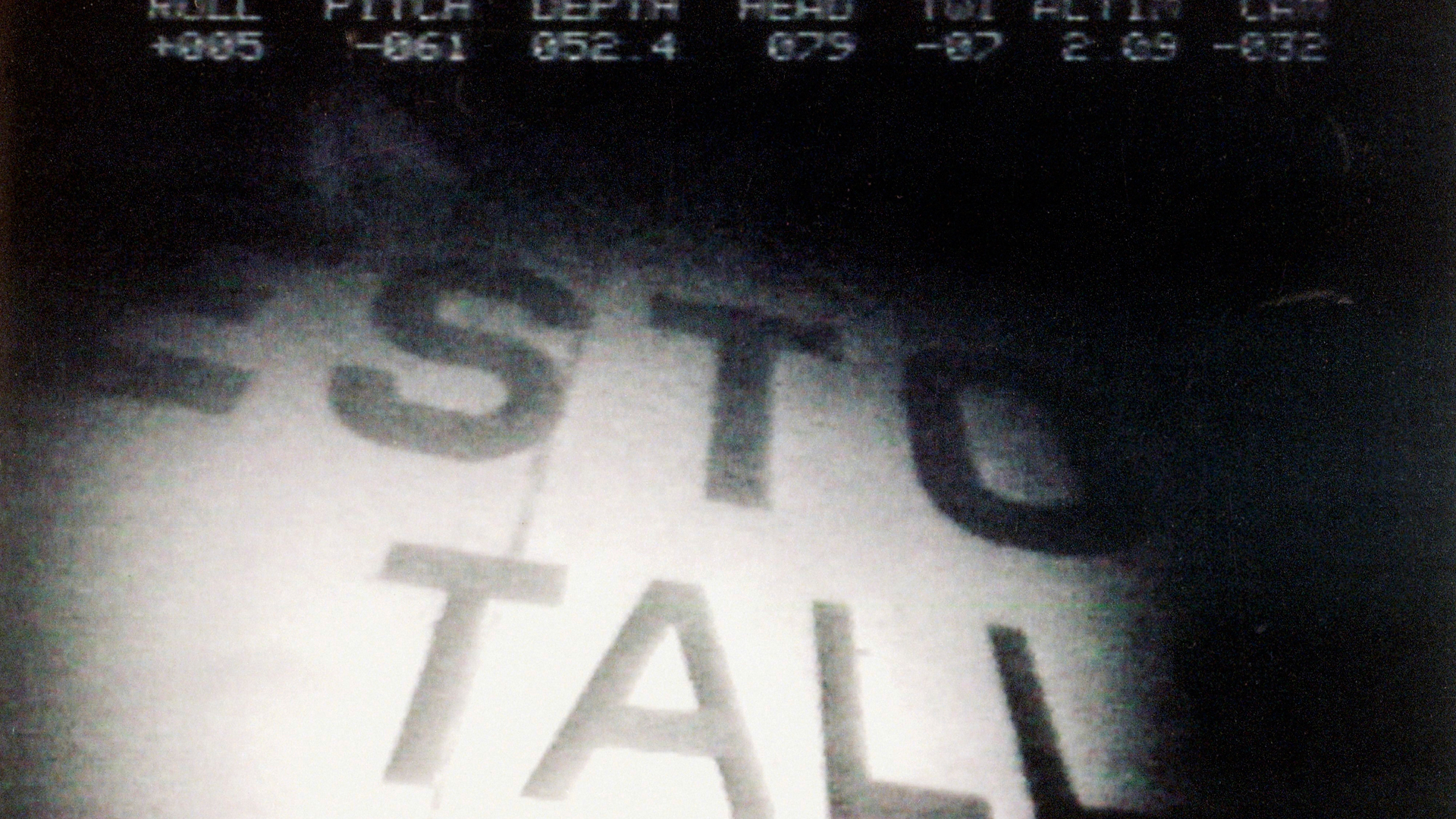 Estoniaa on videokuvattu myös pohjassa