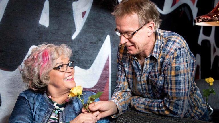 Ulla ja Tapani Kiminkinen