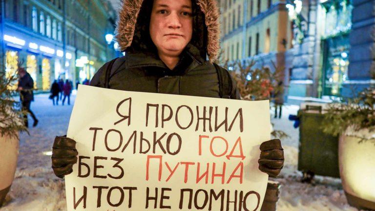 Kreml vs nuoriso