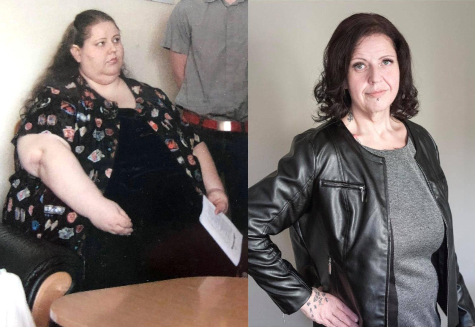 Belinda Kara on laihtunut peräti 150 kiloa