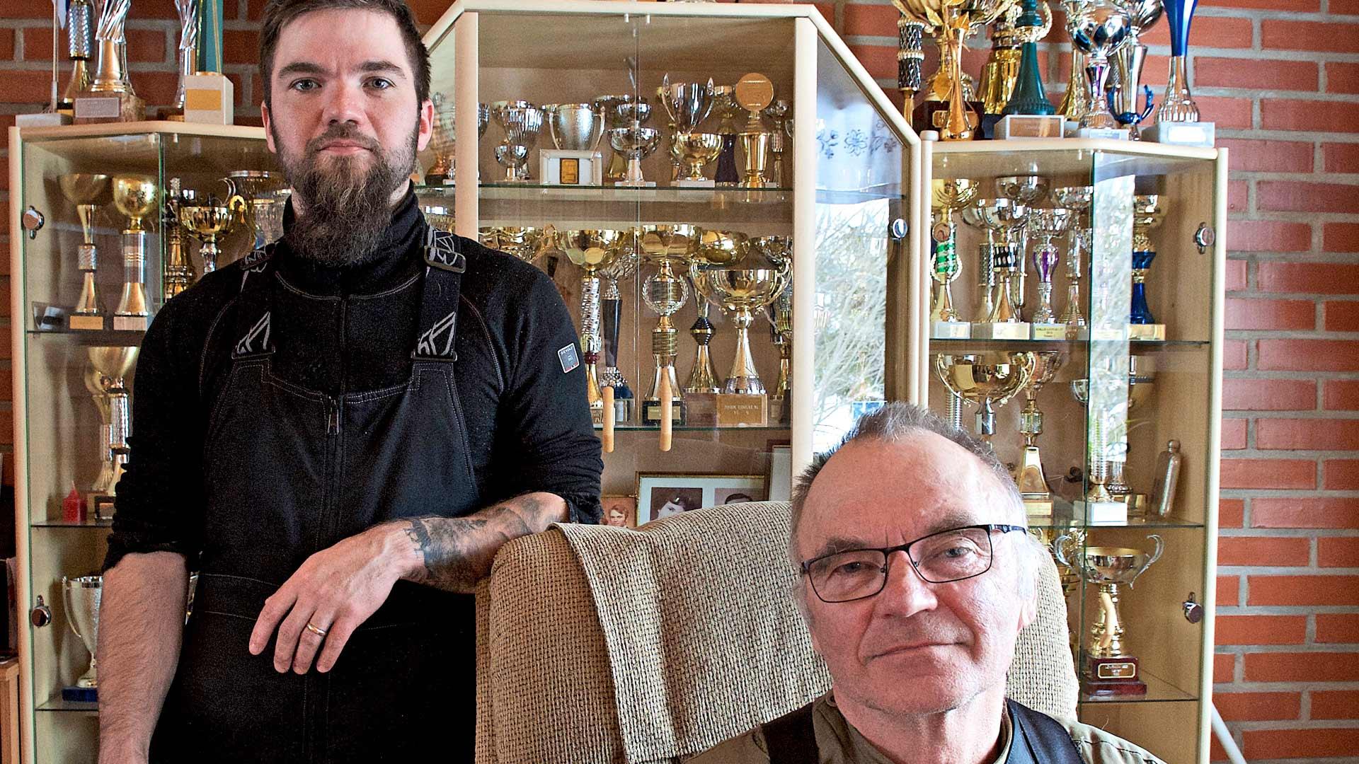Jouni ja Antti Pätsi