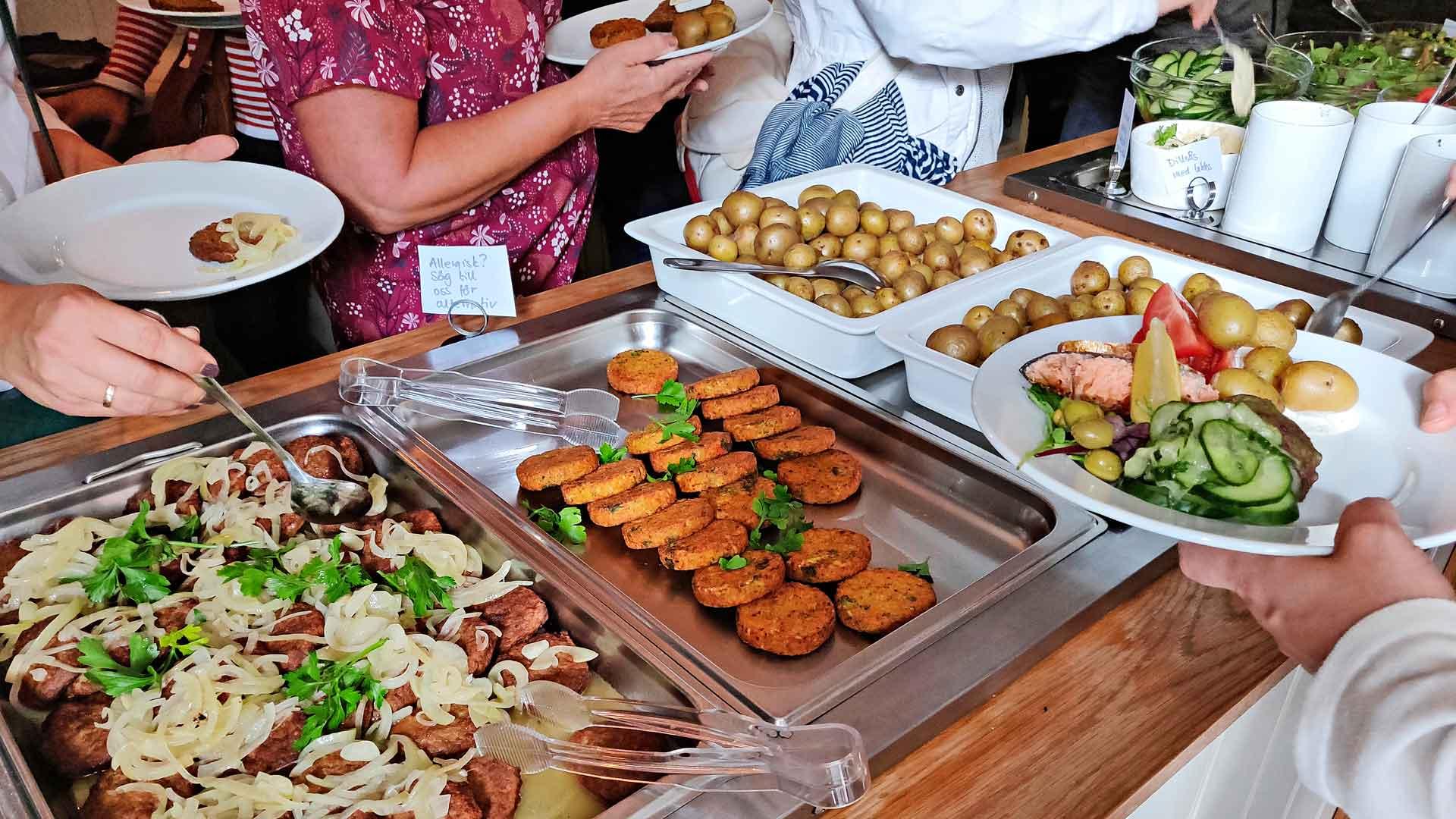 Gålö Havsbad -lomakeskuksen ravintola