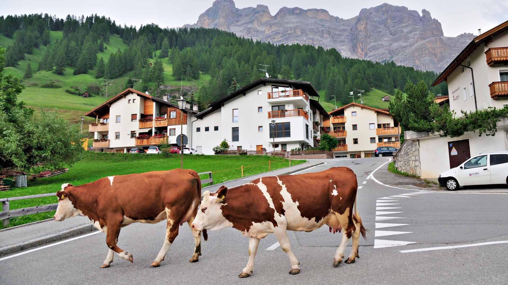 San Cassianon kylä