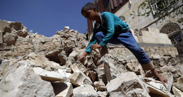 Jemenin konflikti on saanut aikaan maailman pahimman humanitäärisen kriisin.