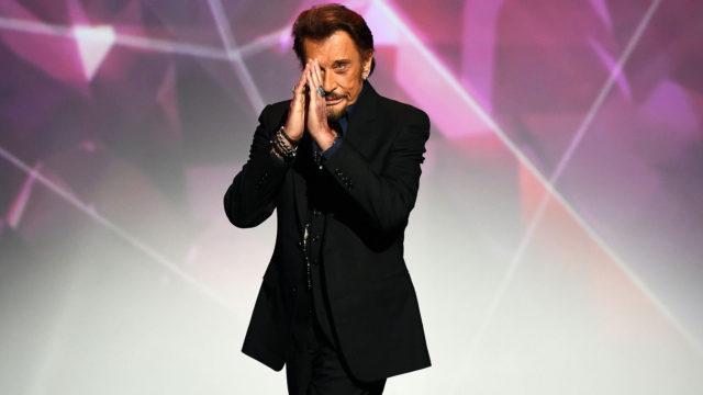Rock-tähti Johnny Hallyday halusi jättää lapsensa perinnöttömiksi.