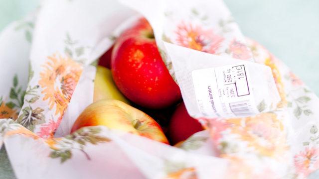 Omenat ja kuitu