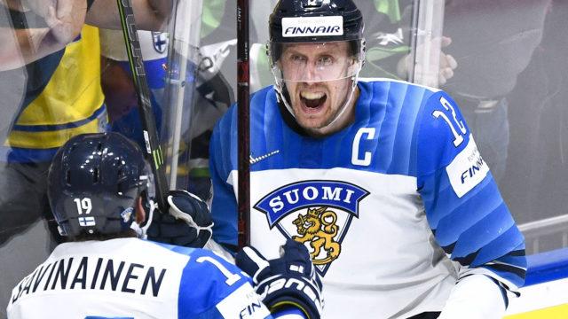 Leijonien kapteeni Marko Anttila nousi loistoonsa jääkiekon mm-kisoissa, joissa Suomi voitti kultaa.