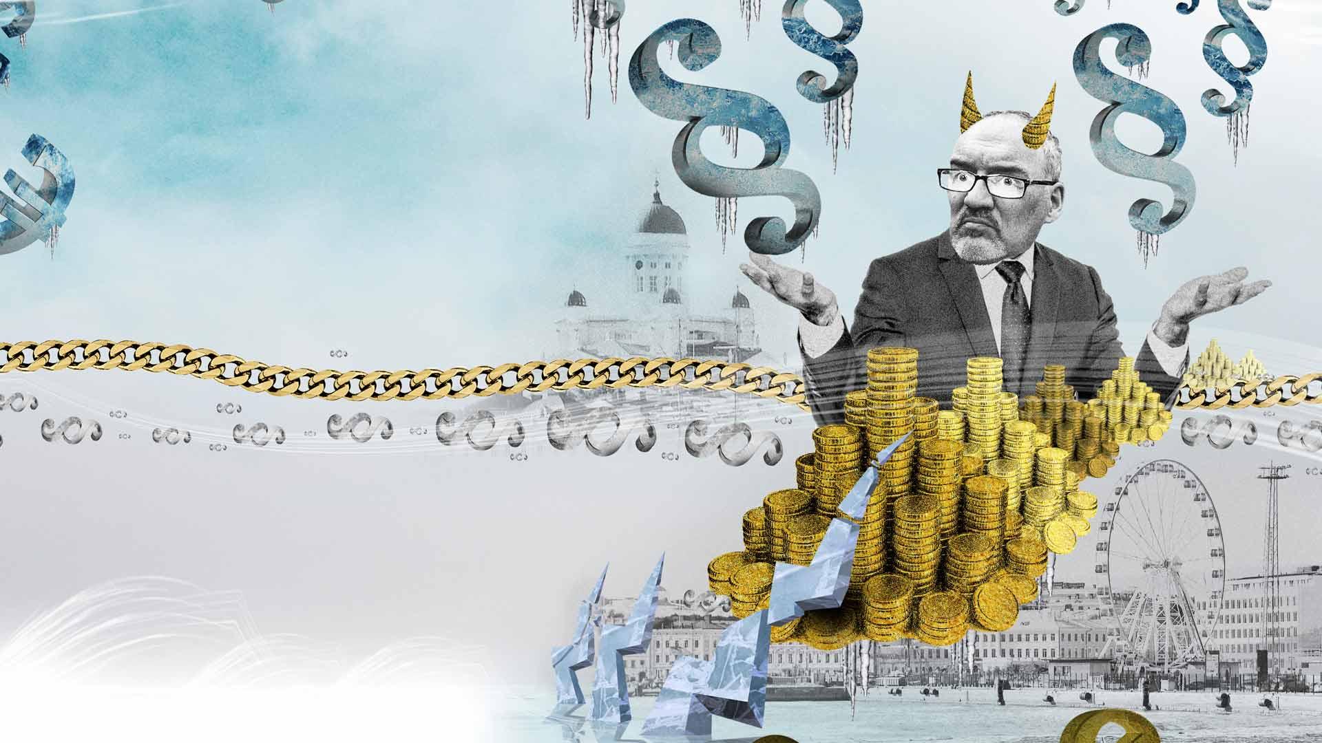 Rahasukujen oudot perintökikat