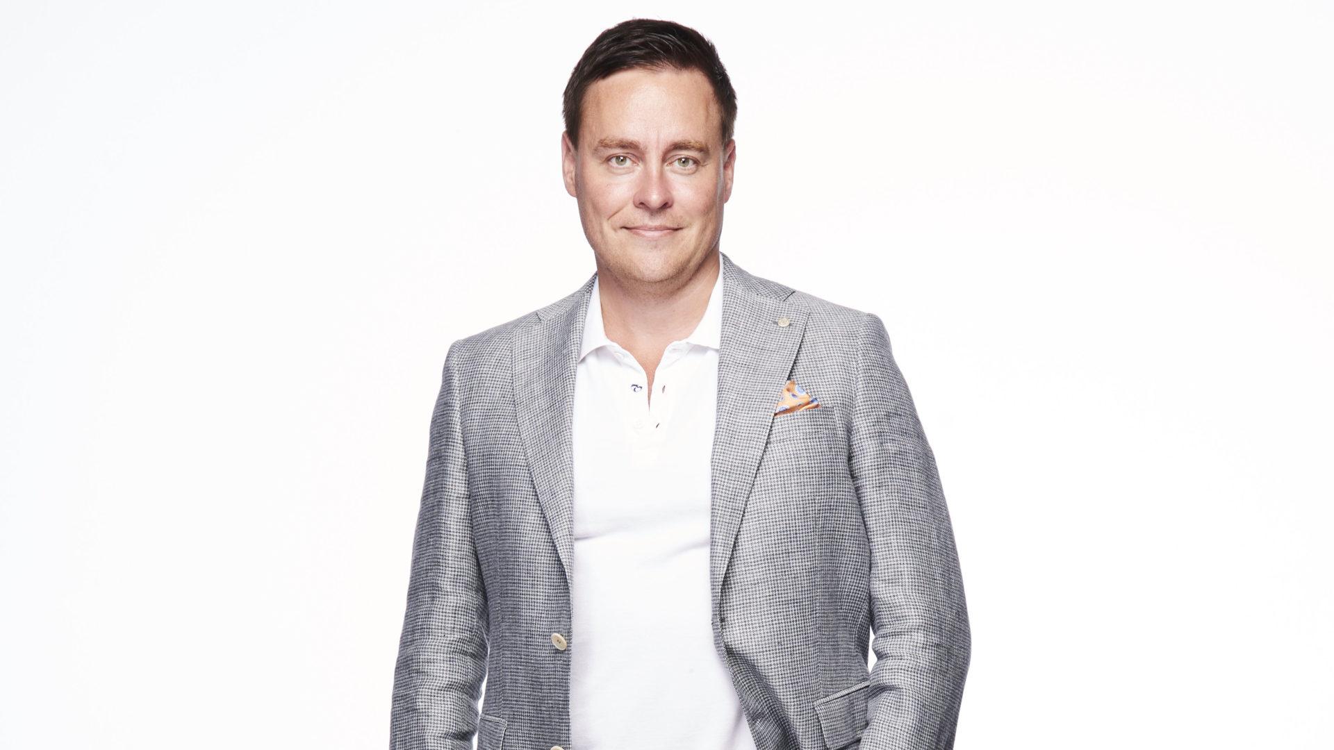 Seuran ja Kotilääkärin päätoimittaja Erkki Meriluoto.