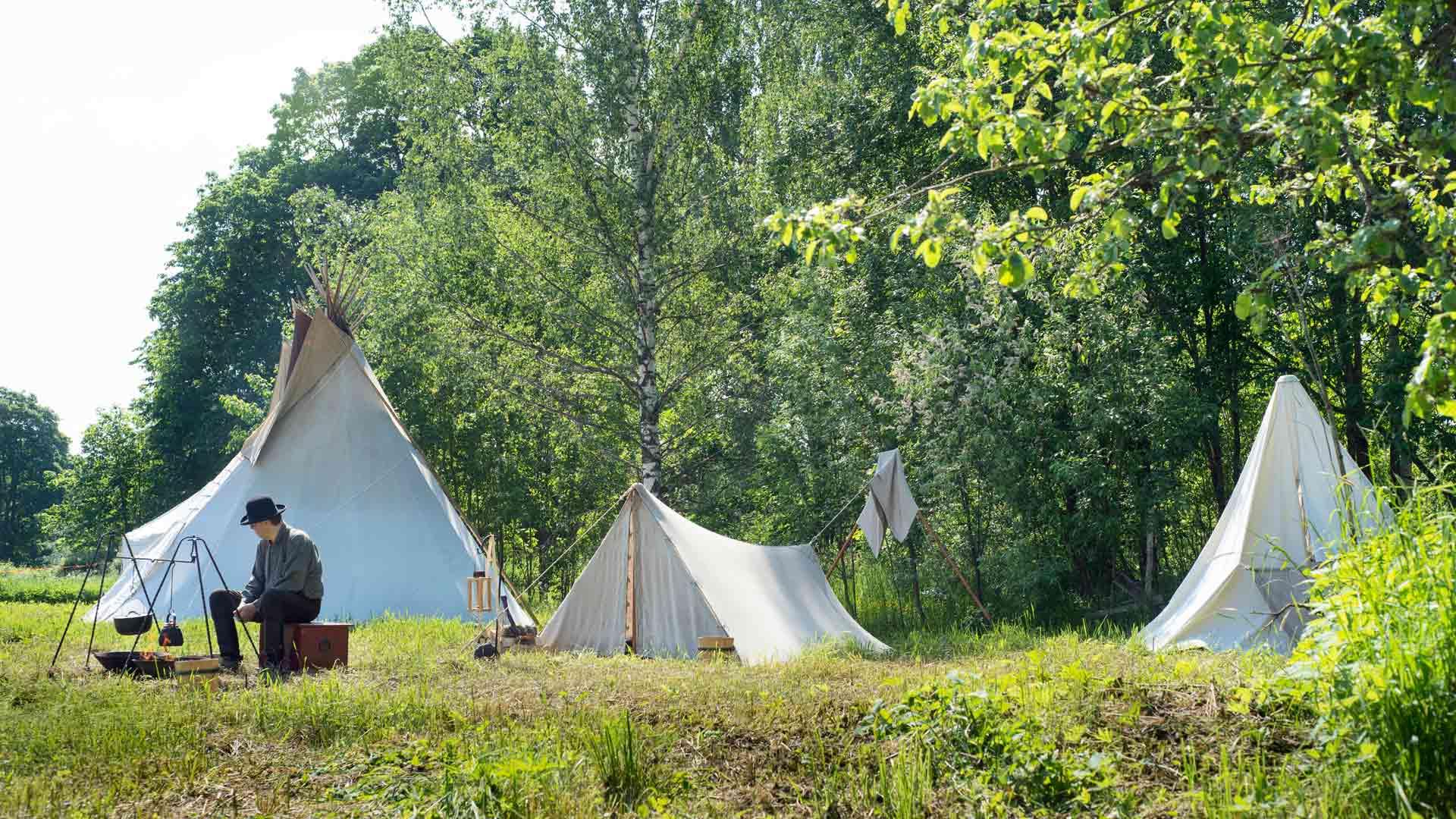 Rootsinpyhtään leiri