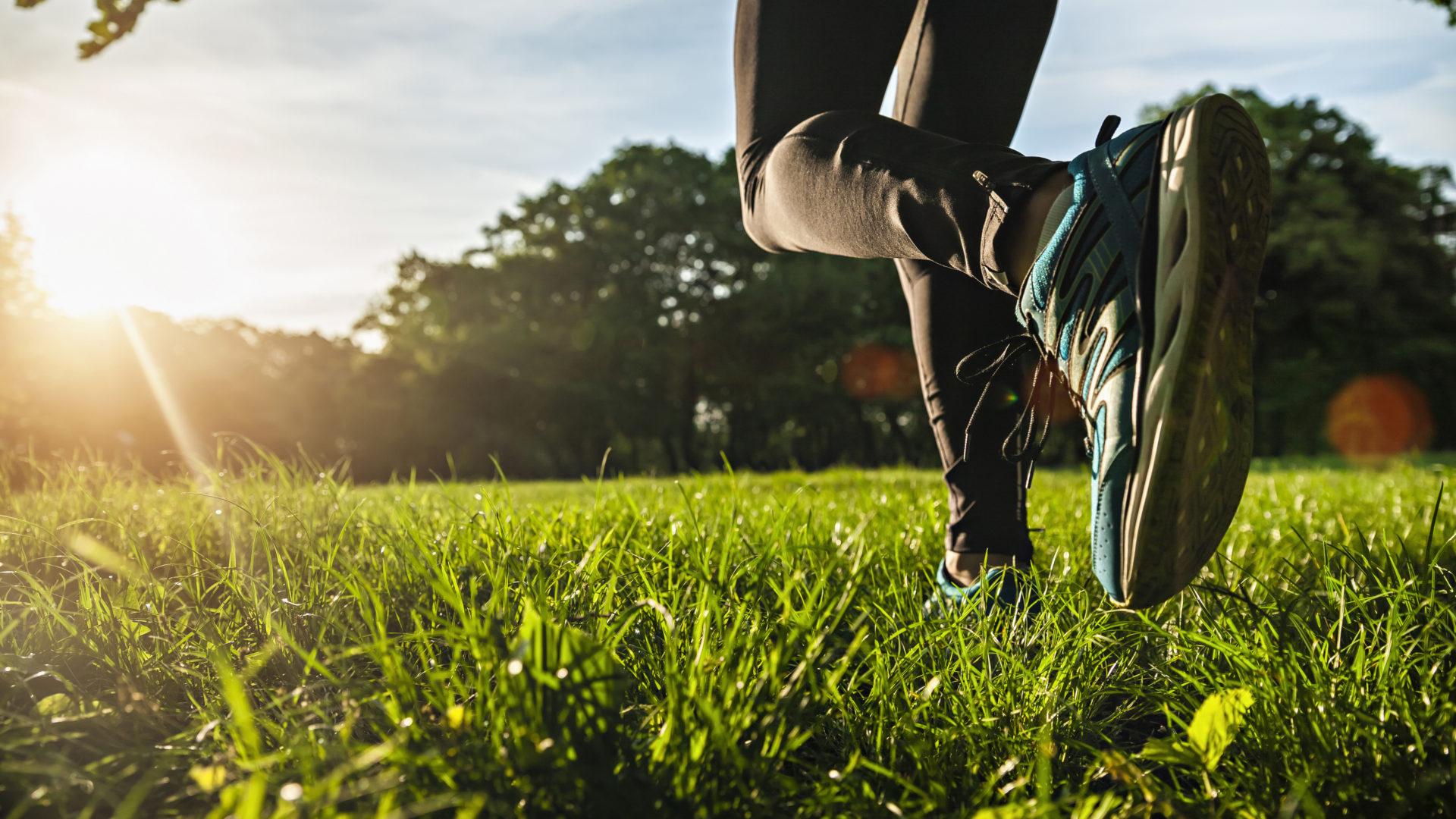 Liikunta on hyväksi terveydelle.