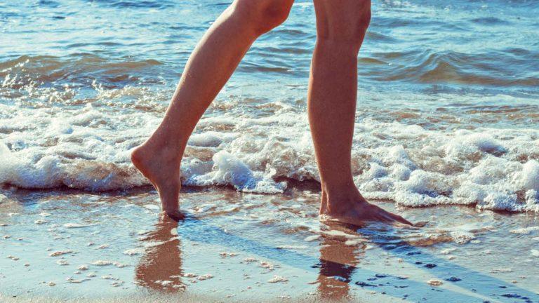 Hoida jalat kesäkuntoon