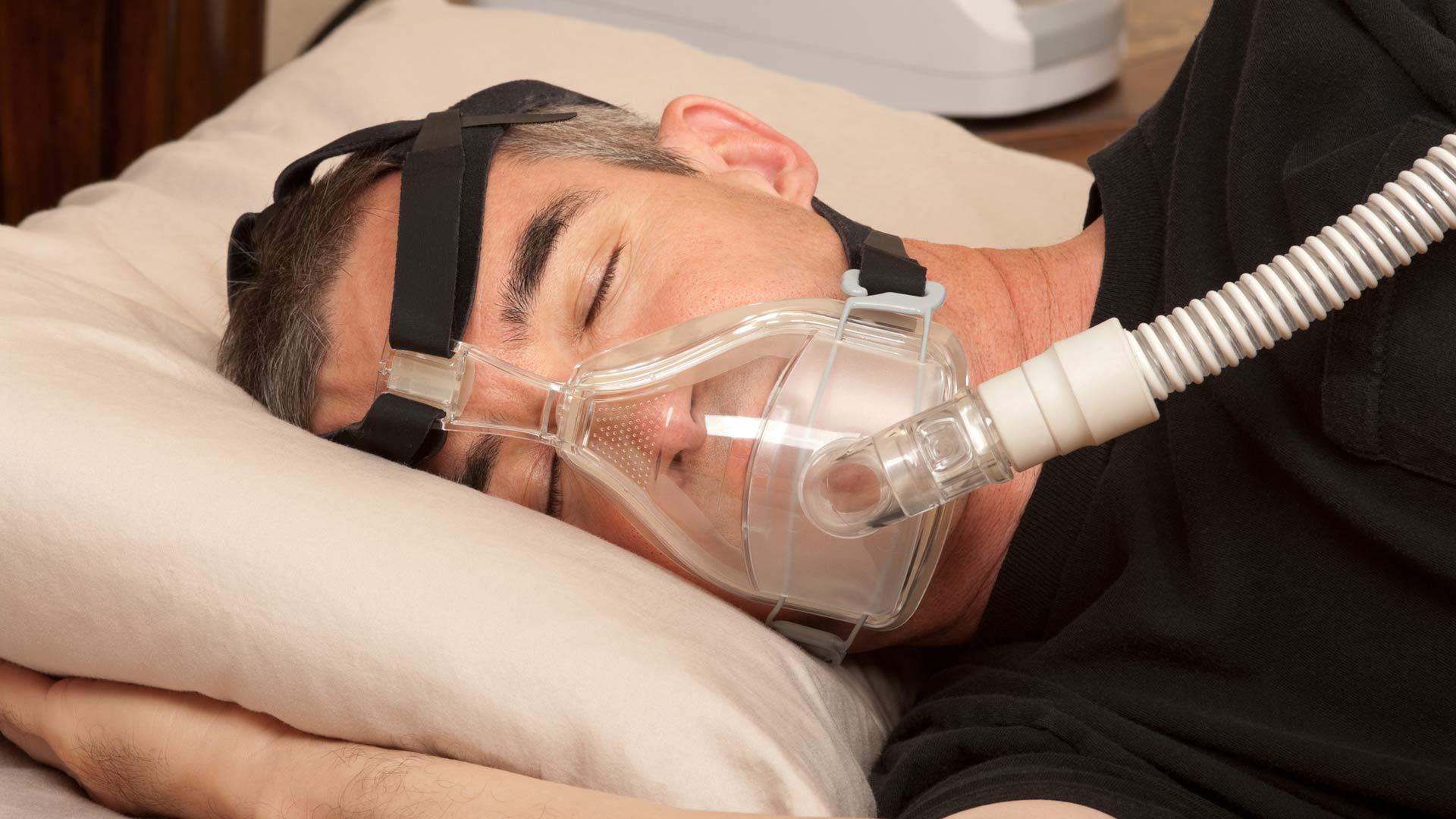 Uniapneasta väsymystä CPAP-laitteesta huolimatta