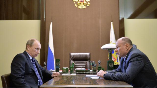 Suomalaismediassa on sanottu Jokerien uuden rahoittajan Vladimir Potanin kuuluvan presidentti Vladimir Putinin lähipiiriin