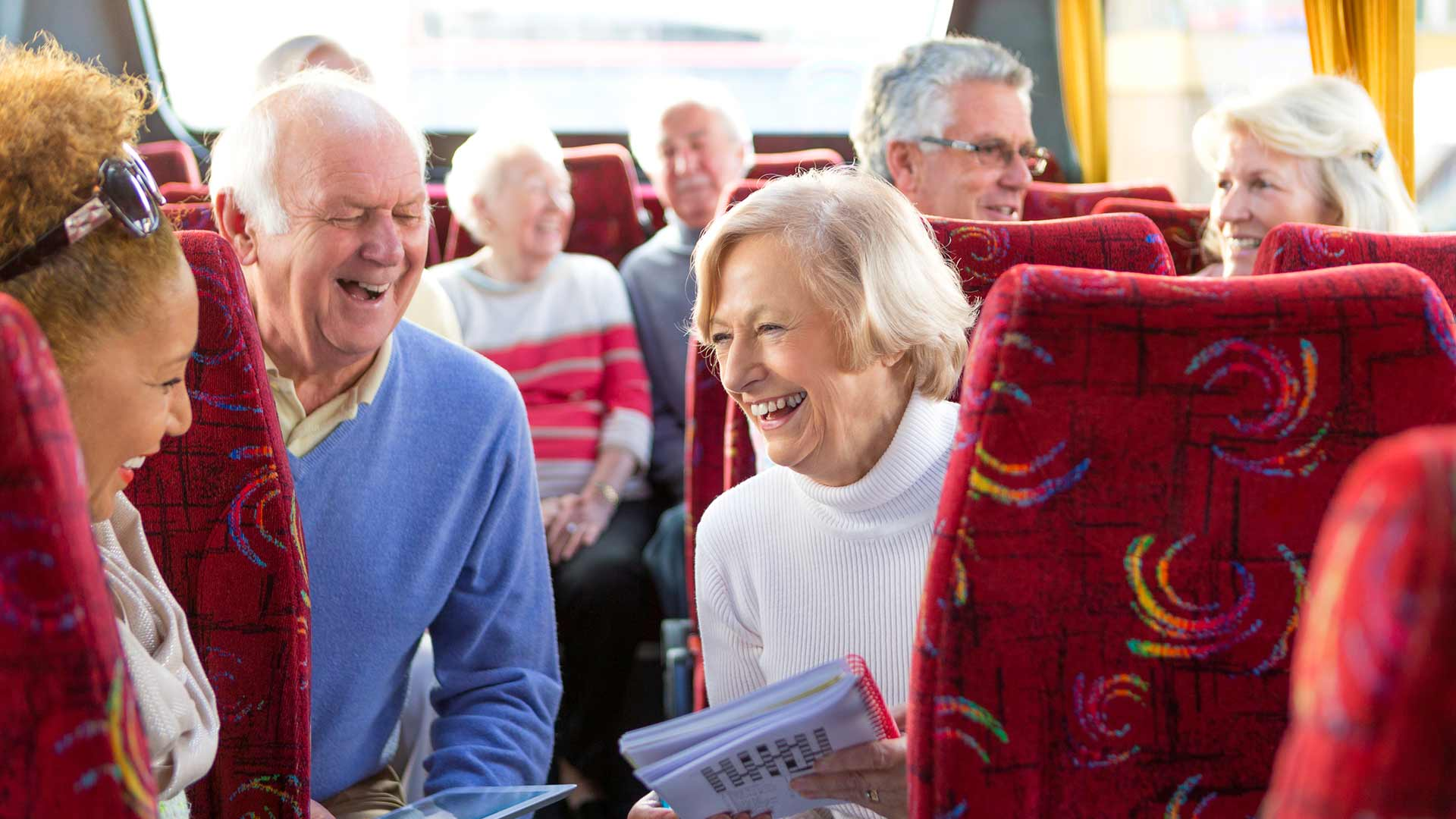 Missä liikennevälineissä eläkeläisenä saa alennusta?