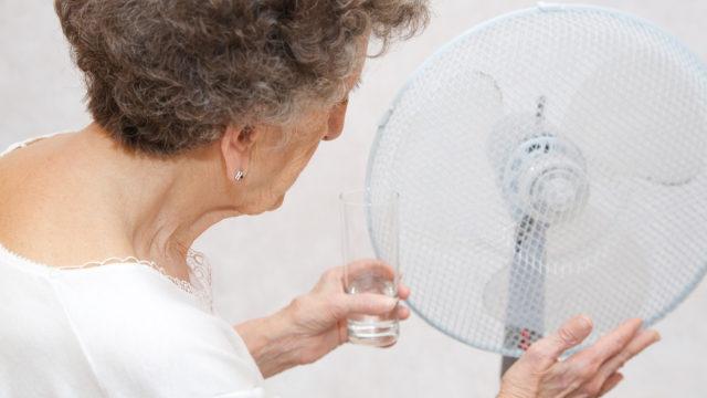 Helle on riski erityisesti vanhuksille ja pitkäaikaissairaille.