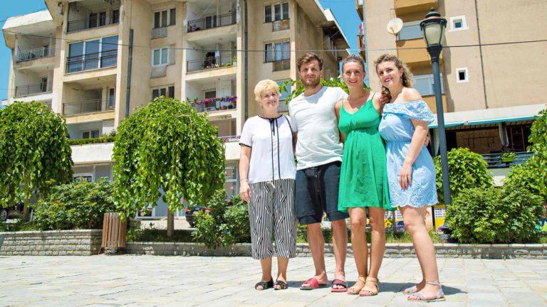 Dokumenttiprojekti: Kotimaa Kosovo-Suomi