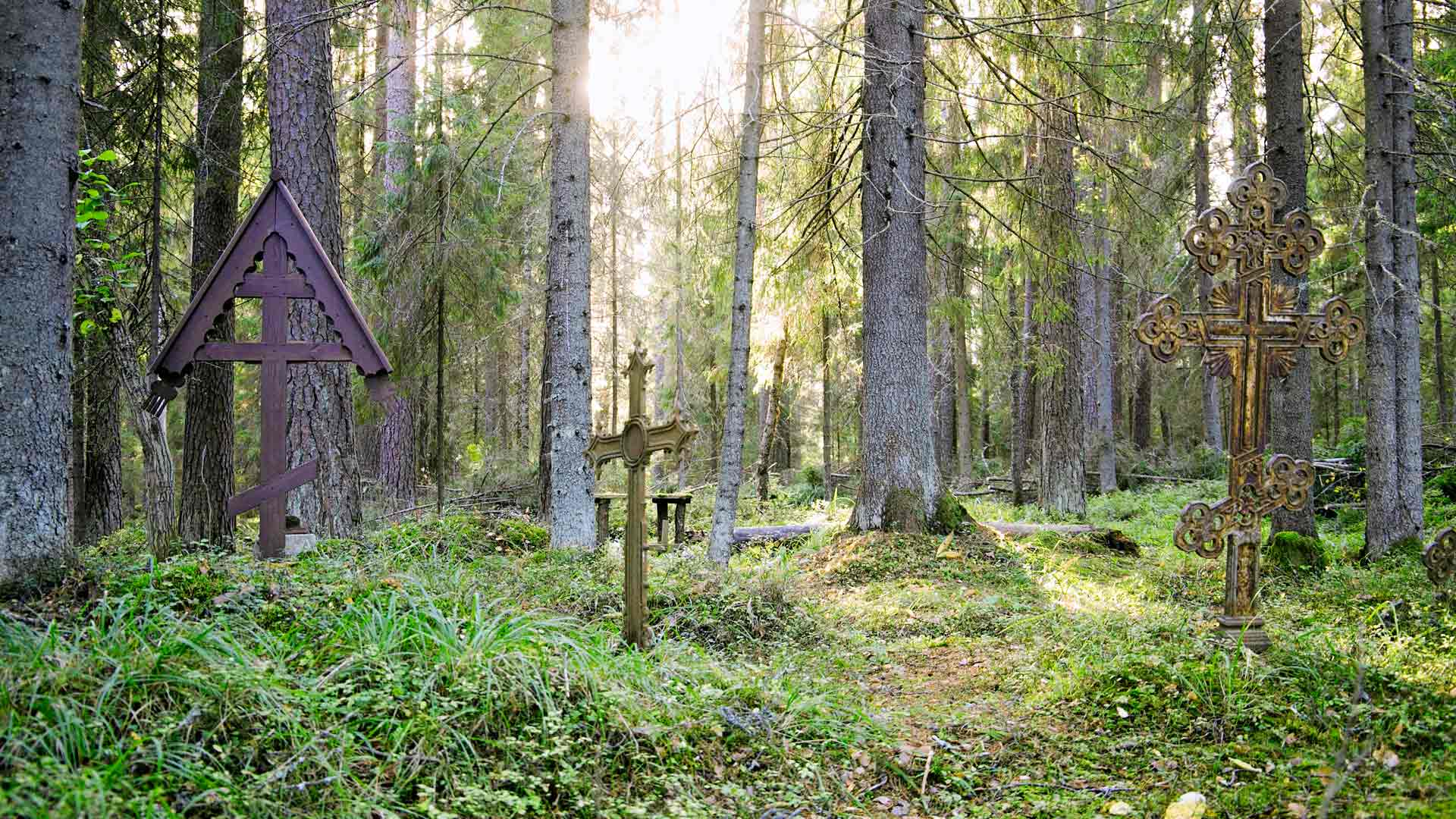 Suistamon Bukulein hautausmaa