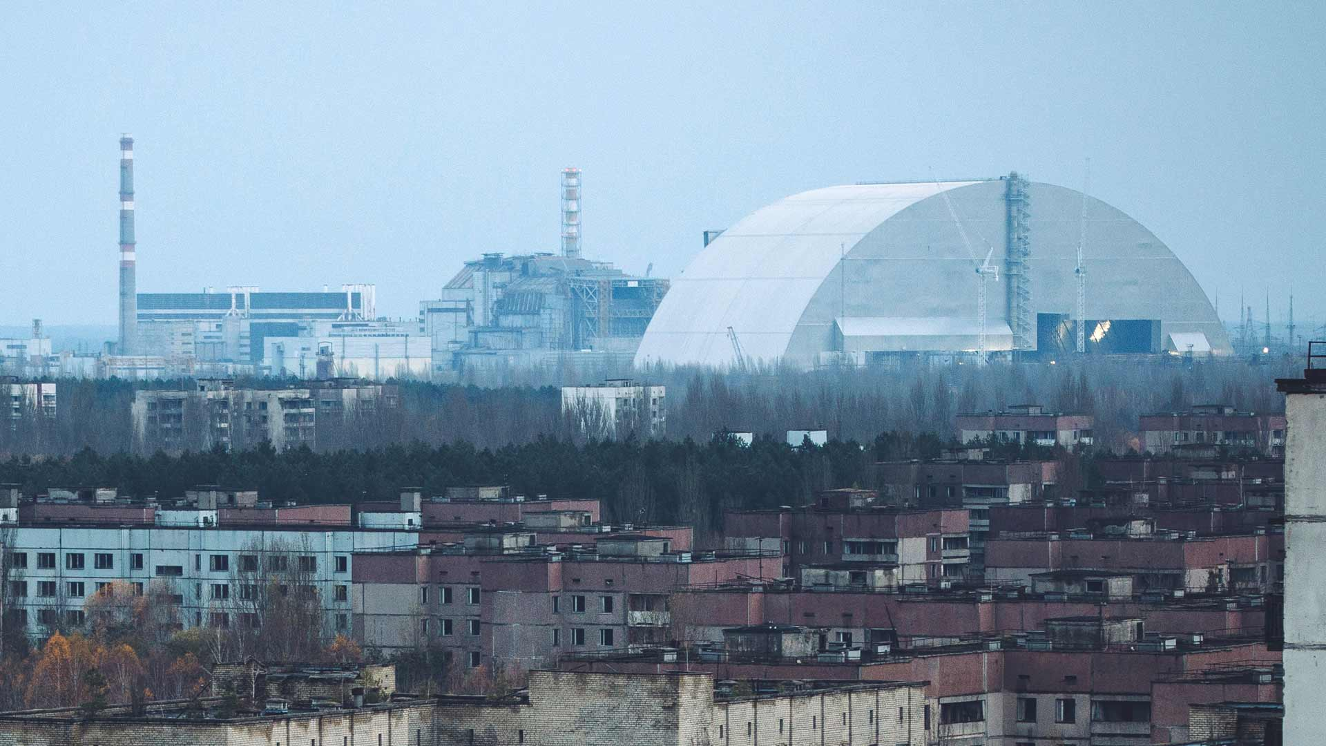 Paluu Tsernobyliin