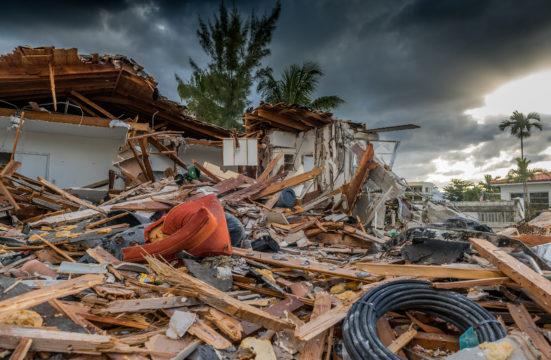 Luonnonkatastrofit lisääntyvät ilmastonmuutoksen myötä
