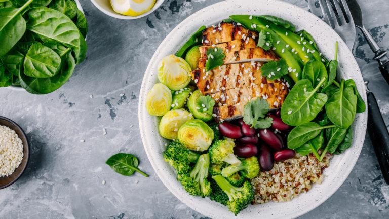 Ruokavalio on kuntoremontin kulmakivi