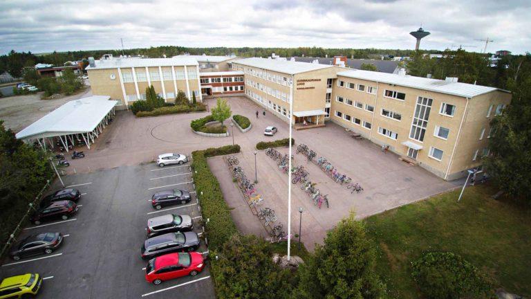 Viikaisten koulu