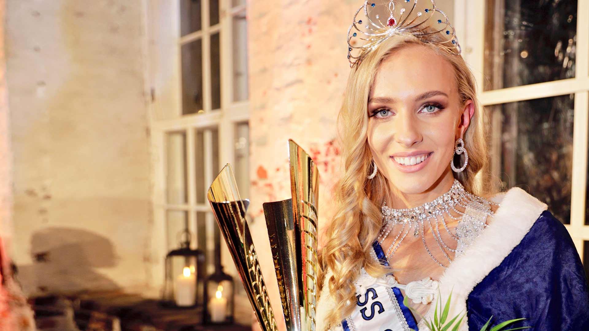 Miss Suomi 2019 Anni Harjunpää
