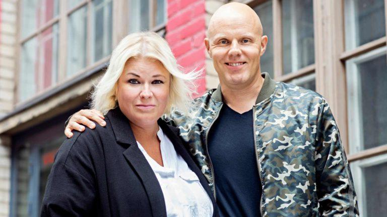 Minna Kuukka ja Aki Linnanahde